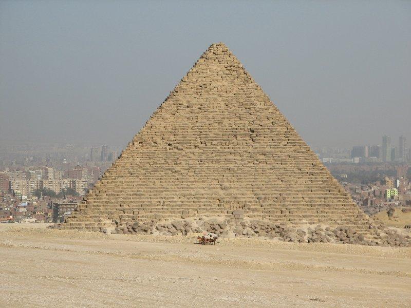 Ancient Pyramids - Giza