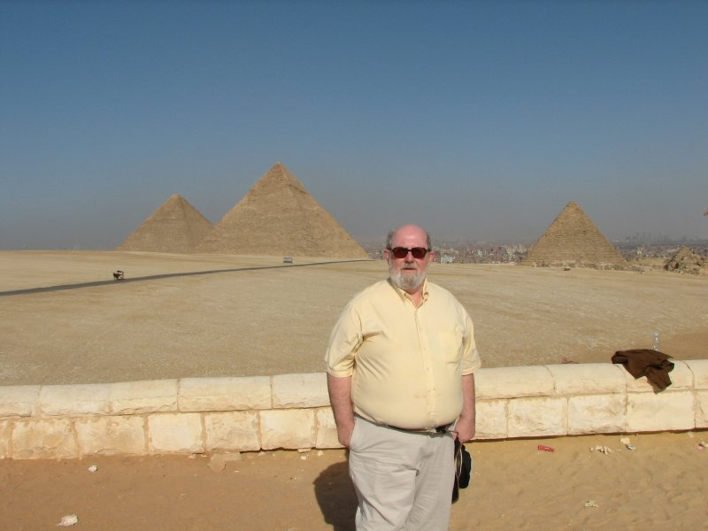 Ancient Pyramids - Giza